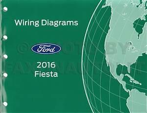 2011 Ford Fiesta Wiring Diagram Manual Original 41419 Societafotograficanovarese It
