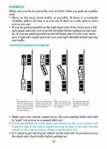 34 Tractor Trailer Parallel Parking Diagram