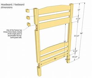 Bunk Bed Plans : Build Your Personal Bunk Bed – How To Do