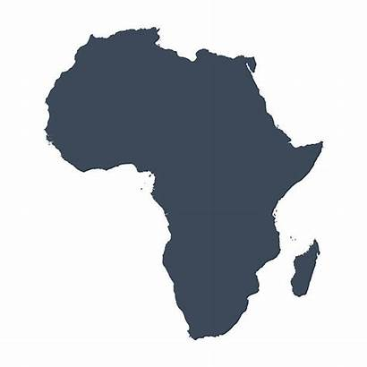 Africa Vector Clip Map Country African Illustrations