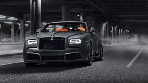2018 Rolls Royce Dawn Overdose By Spofec 4k 2 Wallpaper