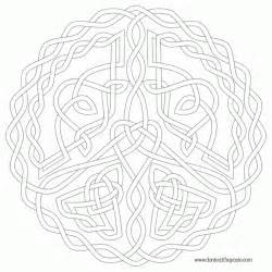 Peace Sign Coloring Pages Printable