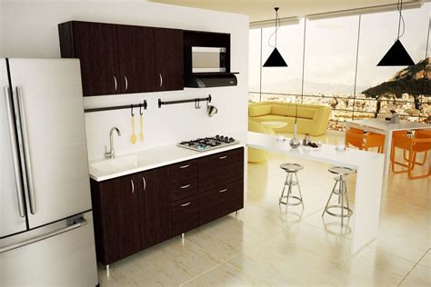 disenos de cocinas integrales modernas hogar cocinas