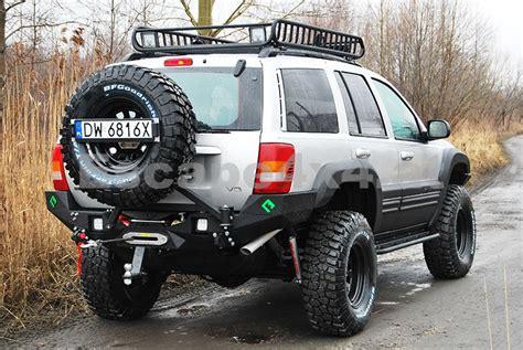 hd stossstange hinten von metal pasja mod backfire jeep