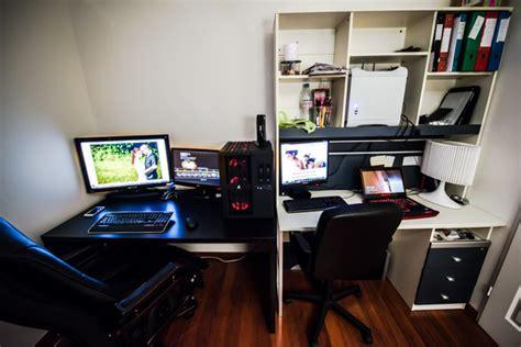 ordinateur bureau professionnel bureau de travail photographique 2014 photographe
