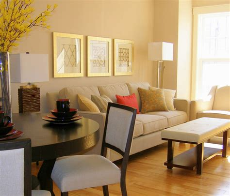 Ideas For Living Room Condo by Small Condo Livingroom Modern Living Room Other