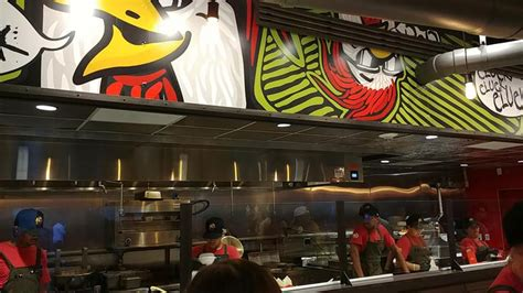 review chicken guy arrives disney springs