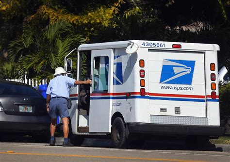 does usps deliver to your door saturday mail service saved for now usps says nbc news