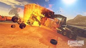 Carmageddon Max Damage Review ThisGenGaming