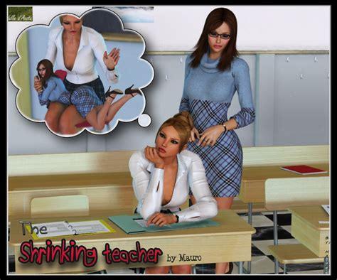 Shrinking Teacher By Maur47 On Deviantart