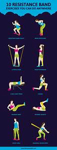 10 Resistance Band Exercises You Can Do Anywhere