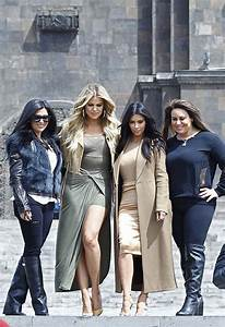 Kardashians Joined By Cousins In Armenia