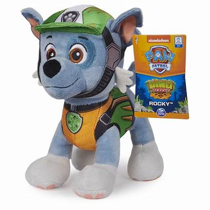 Paw Patrol Dino Rescue Plush Toy Stuffed