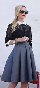 Look Chic Femme : 1000 ideas about tenue chic femme on pinterest vetement femme chic tenue classe femme and ~ Melissatoandfro.com Idées de Décoration