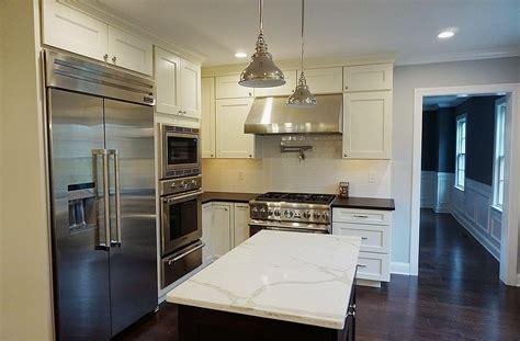 part   timeless white kitchen  absolute black