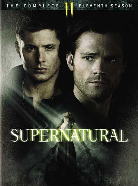 Išrinktieji (11 Sezonas) / Supernatural (Season 11) (2015 ...