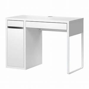 Ikea Schreibtisch Glasplatte : micke schreibtisch wei ikea ~ Watch28wear.com Haus und Dekorationen