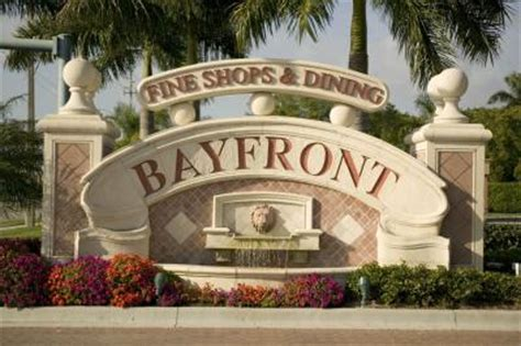 bayfront naples downtown  naples florida