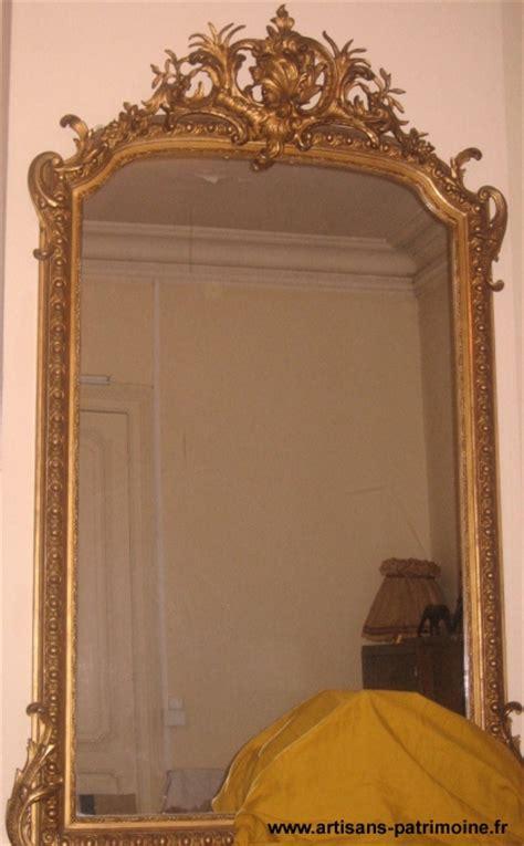 grand miroir dor 233 artisans du patrimoine