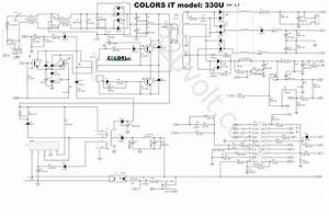 Atx12v M605 Sg6105 Tda865 P4 Switching Power Supply Colors