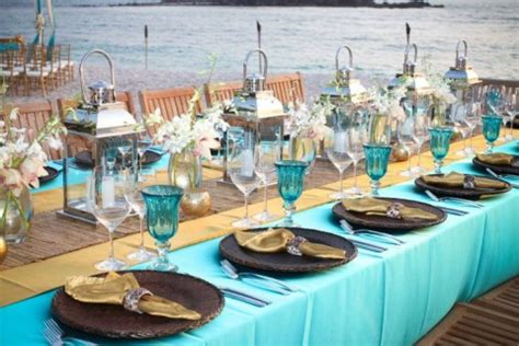 61 Bright Turquoise Wedding Ideas Happyweddcom