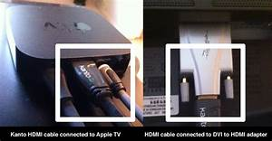 How To Hook Up Your Apple Tv To A Computer Monitor  U2013 Machiine