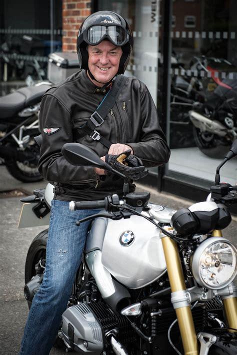 james mays  bike tv presenter collects    ninet