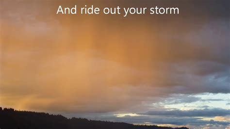 Ride Out by Ride Out Your With Lyrics