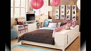 Home Design: Cool Teenage Girl Bedroom Ideas For Small ...
