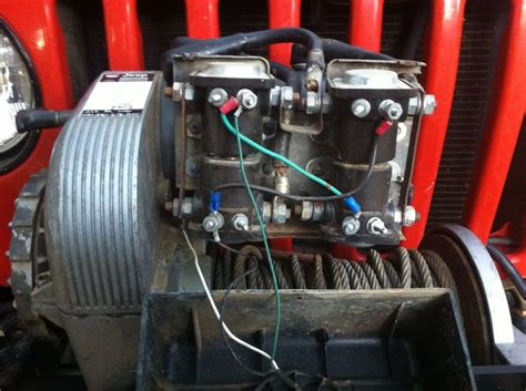 Winch Motor Wiring Diagram Impremedia