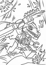 Chima Lego Coloring Pages Cragger Printable Ausmalbilder Legends Krokodil Print Ninjago Clipart Wars Paper Star Malvorlage Kinder Imprimer Drawing Clipground sketch template