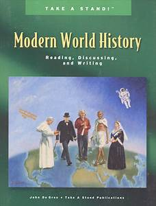 Take a Stand! Modern World History Student's Book (054076 ...