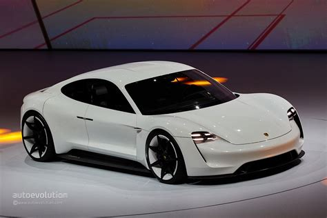 Porsche Mission E To Get Competitive ,000 Starting