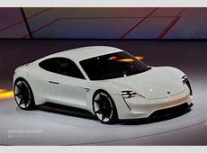 Porsche Wants Its Mission E Production Model To Mop The