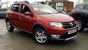 Dacia Sandero Stepway Ambiance : used dacia sandero stepway cars for sale motorparks ~ Maxctalentgroup.com Avis de Voitures