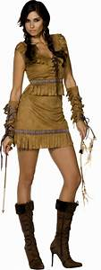 fever pocahontas costume cheap fancy dress With robe indienne fille