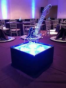 Blue Spark Event Design Case Study: Rock 'n' Roll Awards