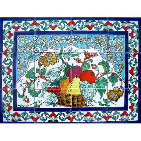 shop mosaic kitchen backsplash  tile ceramic mural