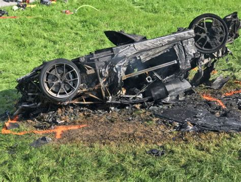 Richard Hammond Airlifted To Hospital After Shock Crash On