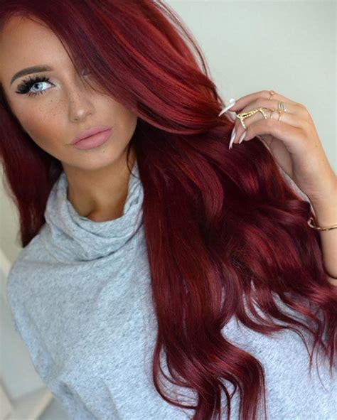 Pin By Mark Clampet On Red Hair Dyed Hair Red Hair