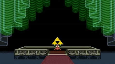 Lets Listen Zelda Link To The Past Triforce Chamber