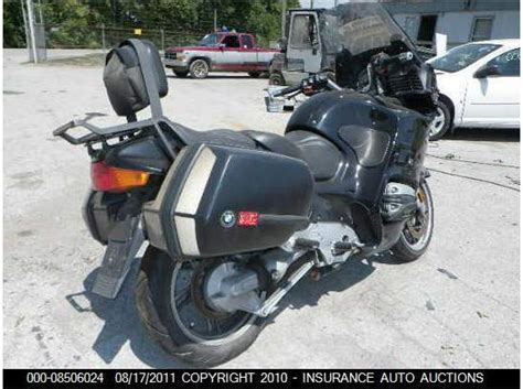 2003 Bmw R 1150 Rt,custom In Indianapolis, In 46217