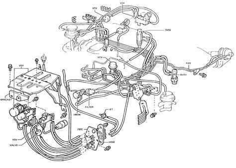 1982 Toyotum 22r Carb Wiring Diagram by Repair Guides Vacuum Diagrams Vacuum Diagrams