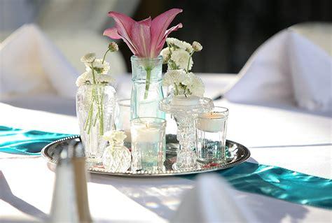 affordable vintage wedding centerpieces popsugar home