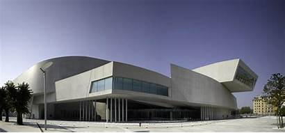 Maxxi Museum Architecture National Italy Roma