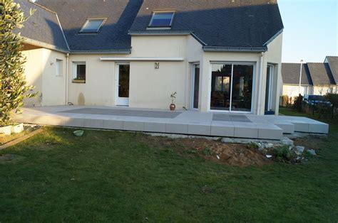 Pose Terrasse Sur Plot by Pose Terrasse Carrelage Sur Plots La Baule Gu 233 Rande St