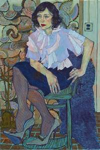 portraits of women by hope gangloff made in slant With portraits by hope gangloff