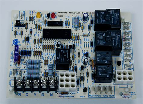 Integrated Control Board Assy Nordyne Mobile