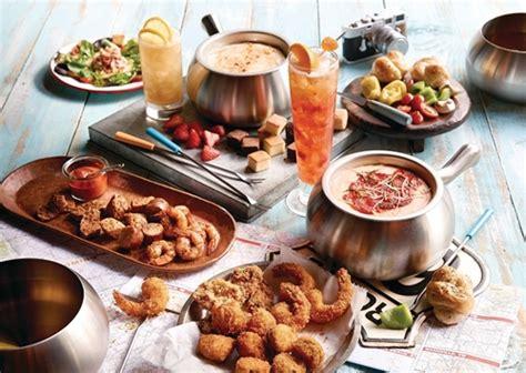 melting pot cuisine the melting pot restaurantnewsrelease com