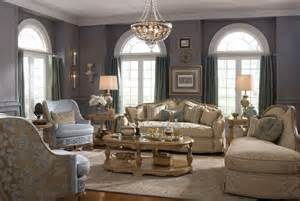 buy grand aristocrat living room set by aico from www